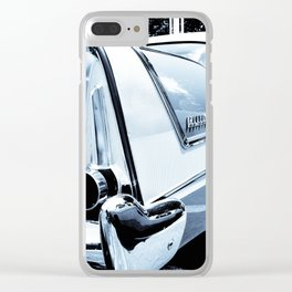 Cars of the fifties Clear iPhone Case