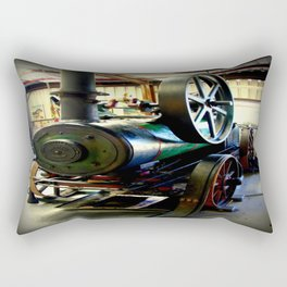 Colchester Boiler Rectangular Pillow