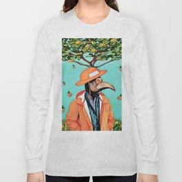 Orange man Long Sleeve T-shirt