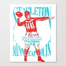 Minneapolis vs Stapleton Canvas Print