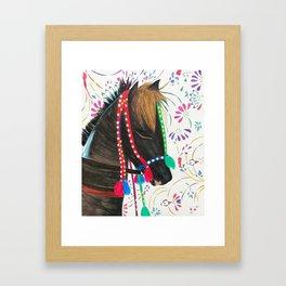 Gili Framed Art Print
