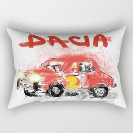 dacia 1300 Rectangular Pillow