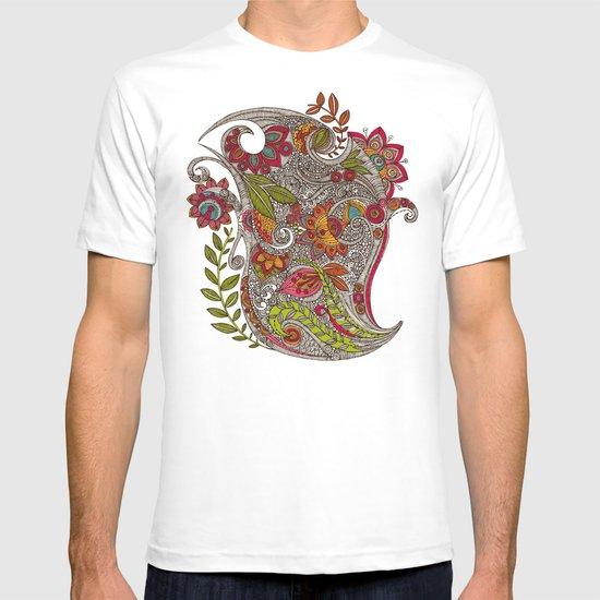 Random Flowers T-shirt