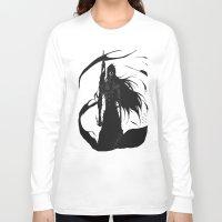 bleach Long Sleeve T-shirts featuring KUROSAKI ICHIGO BLEACH by Prince Of Darkness
