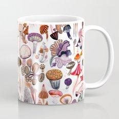Mushroom Collection Mug