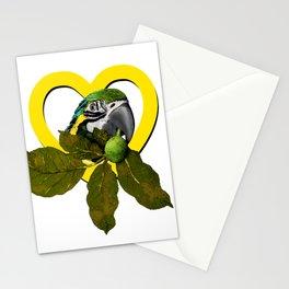 i love my ara Stationery Cards