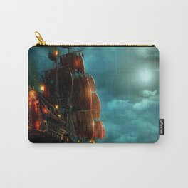Pirates on sea Carry-All Pouch