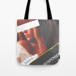 Damnit! So Gripping and Suspenseful! Tote Bag