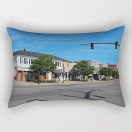 A Street in Perrysburg IV Rectangular Pillow