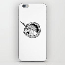 Unicorn Life iPhone Skin