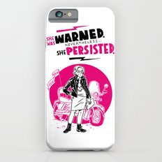 She Persisted iPhone 6 Slim Case