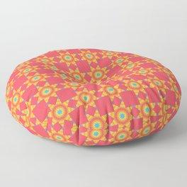 Morning Star I Floor Pillow