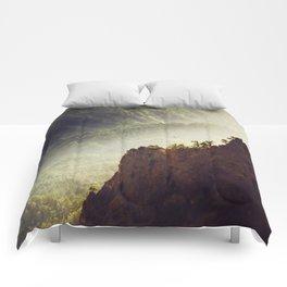 Long Way Down - Caldera de Taburiente - La Palma Comforters