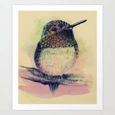 Bird II Art Print