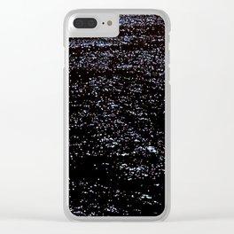 Glisten Clear iPhone Case