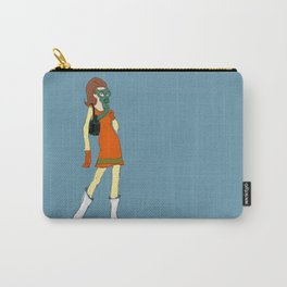 Air Pollution Chic: Edith Carry-All Pouch