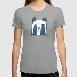 No peeking panda T-shirt