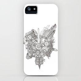 City Rhythm iPhone Case