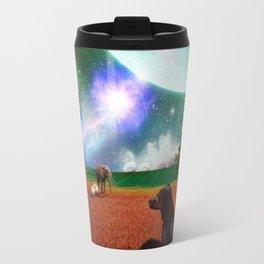 A Most Unusual Evening Travel Mug