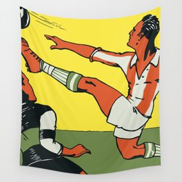 GOAL! Wall Tapestry
