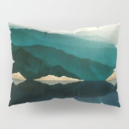 Waters Edge Reflection Pillow Sham