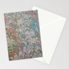 Marble Print #14 Stationery Cards