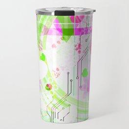 Digital Melon Travel Mug