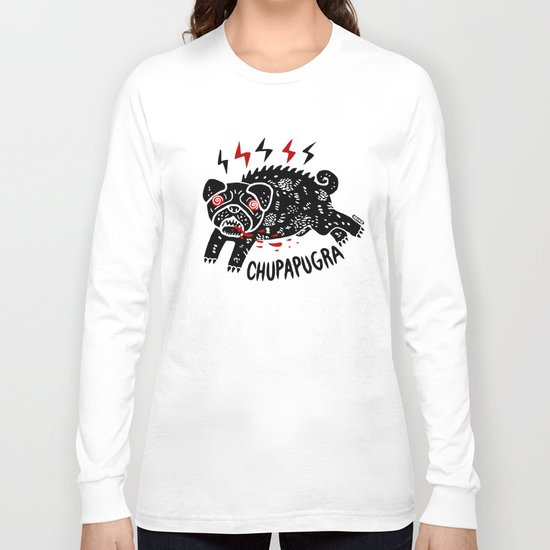 Chupapugra Long Sleeve T-shirt