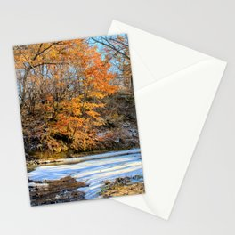 Last Of Autumn Again 2 Stationery Cards