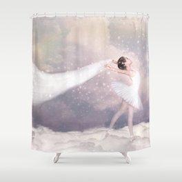 A Sort of Fairytale Shower Curtain