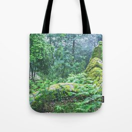 The Nature's green Tote Bag