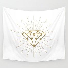 Diamond Wall Tapestry