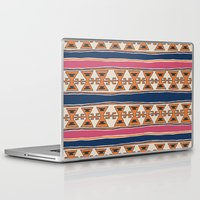 cleveland Laptop & iPad Skins featuring Cleveland 3 by Little Brave Heart Shop
