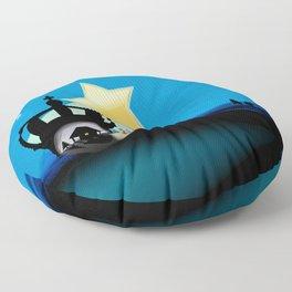 Jesus Floor Pillow