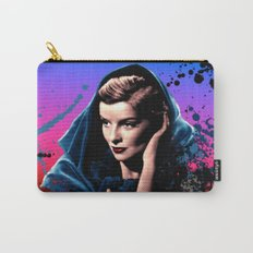 Katharine Hepburn, 60 years of drama. Carry-All Pouch