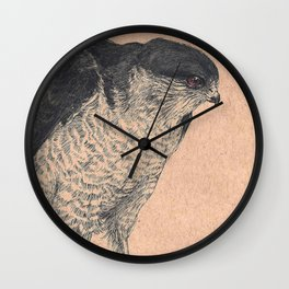Prey I Wall Clock