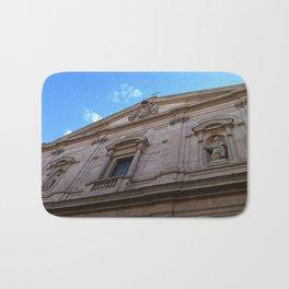 Upward Cross, Chiesa di San Luigi dei francesi Bath Mat