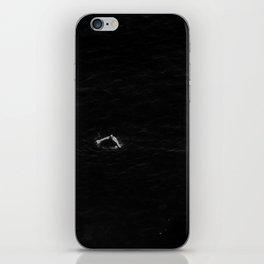 la la la iPhone Skin