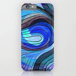 So Nothing Is Created Perfect - Jacuzzi Lagoon iPhone Case