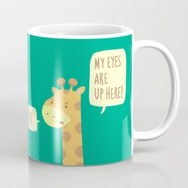Giraffe problems! Coffee Mug