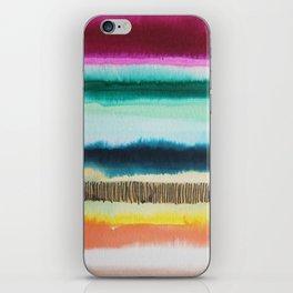 Color Me Hapy series iPhone Skin