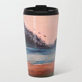 By the Sea Travel Mug