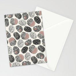 Sea Shells Art Print Stationery Cards