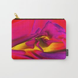 Rose 1207 - Red Carry-All Pouch