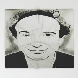 Roberto Benigni  Throw Blanket