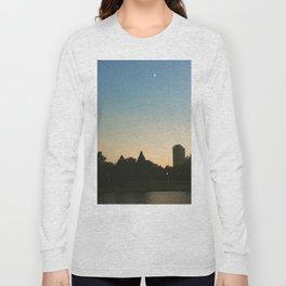 City Moon Long Sleeve T-shirt
