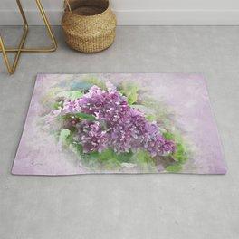 Soft Lilac Rug