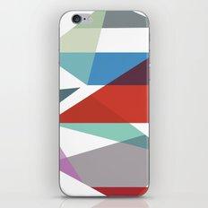 Shapes 015 iPhone & iPod Skin