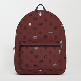 House of the Brave - Pattern II Backpack