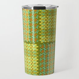 Westwork Patchwork II -Yello Travel Mug